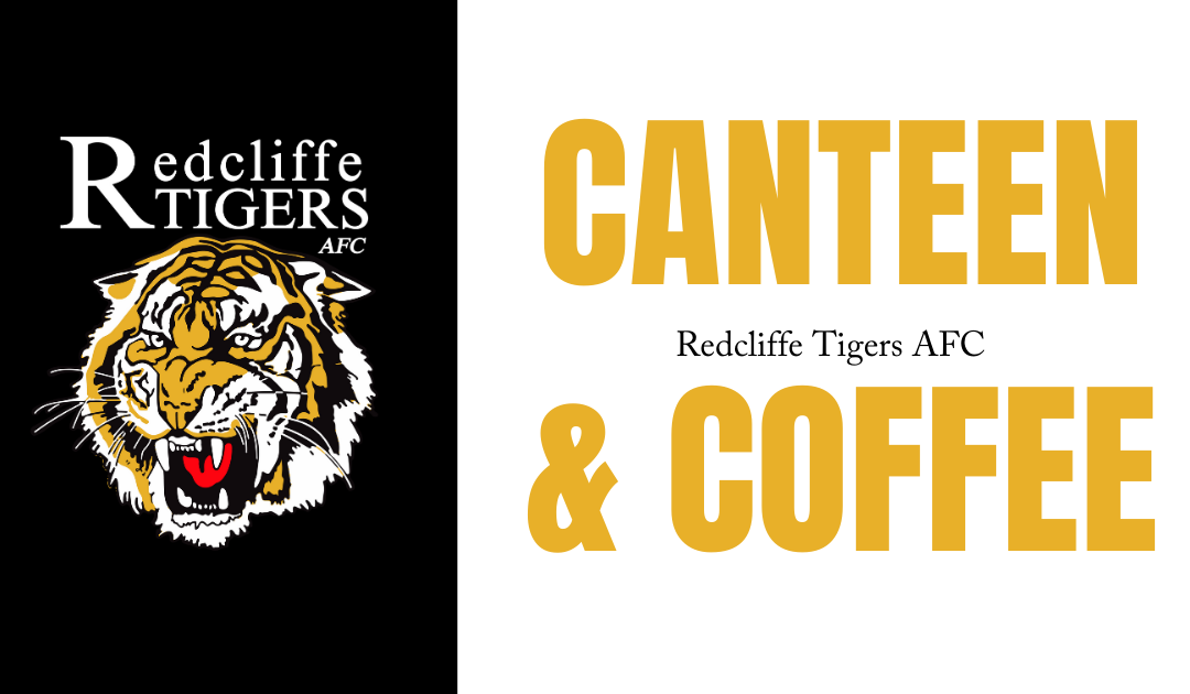 Tigers Canteen & Coffee white