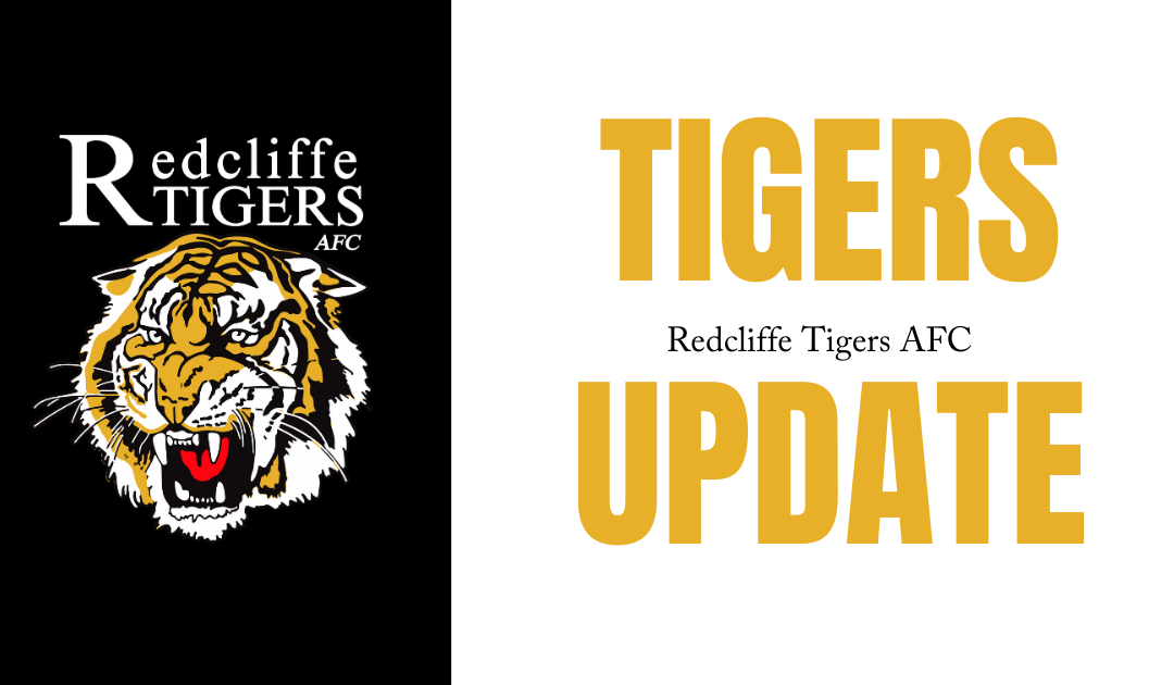Tigers News Update white
