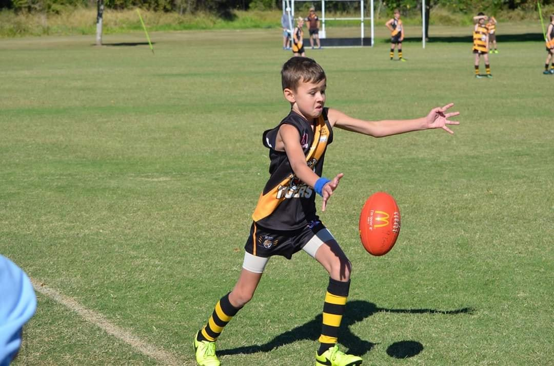 Redcliffe Tigers Juniors