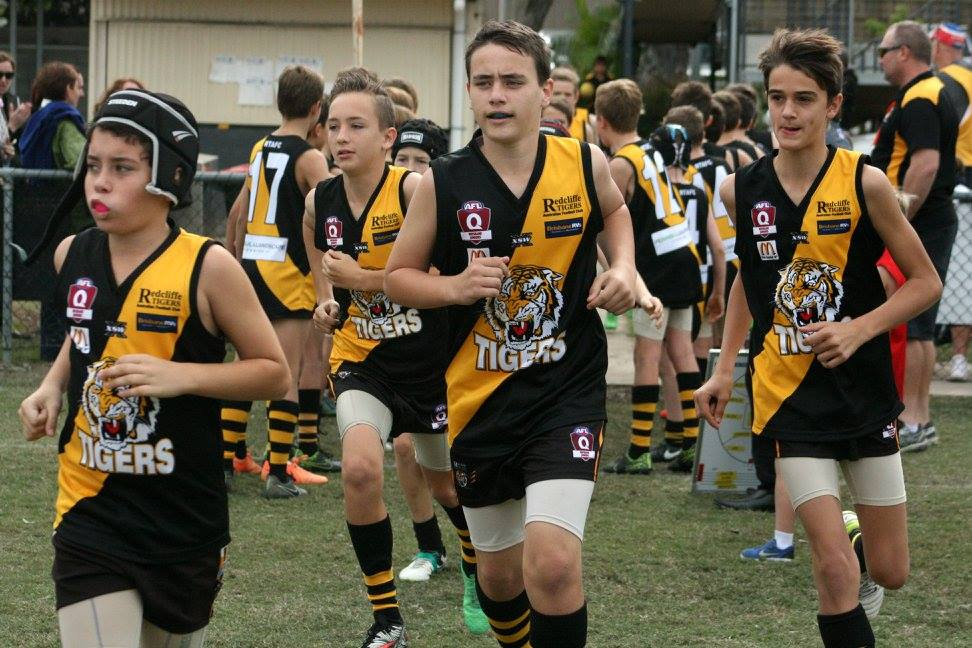 Youth team run on