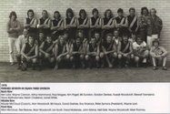 1975 Senior team