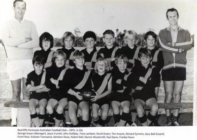 1975 AFL U10s