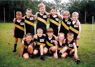 Redcliffe Tigers History 1999