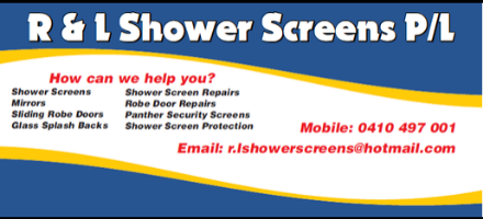 R&L Shower Screens