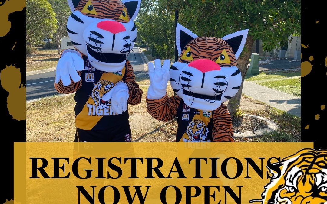 Registrations have now open for the 2021