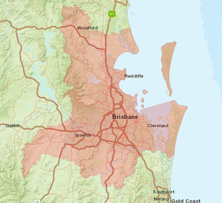 Greater Brisbane 3-day lockdown