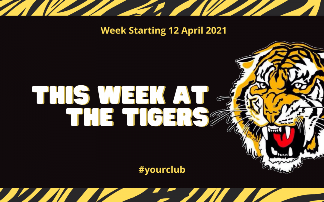 This week at the Tigers.