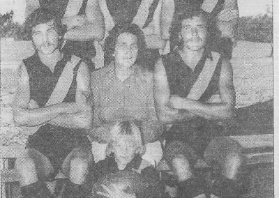 1975 Woodcroft family